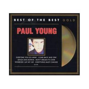 Paul Young: From Time To Time: The Singles Collection - Cover