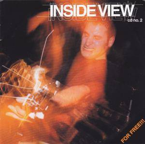 Cover - Jersey: Inside View CD No. 2
