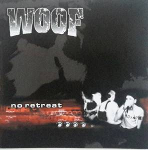 Cover - Woof: No Retreat