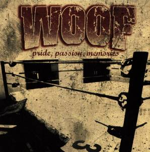 Cover - Woof: Pride, Passion, Memories