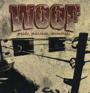 Cover - Woof: Pride, Passion, Memories / No Retreat