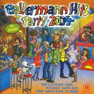 Cover - Baddiel, Skinner & Lightning Seeds: Ballermann Hits Party 2004