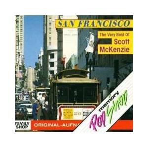 Scott McKenzie: San Francisco - Cover