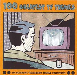 Cover - John Barry: 100 Greatest TV Themes