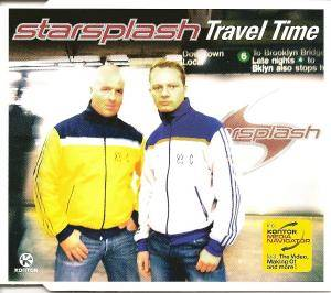 Starsplash: Travel Time - Cover