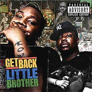 Cover - Little Brother: Get Back