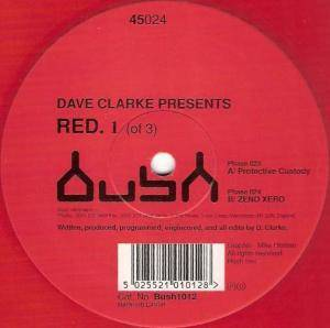 Cover - Dave Clarke: Red 1