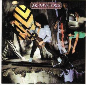 Grand Prix: First Album, The - Cover