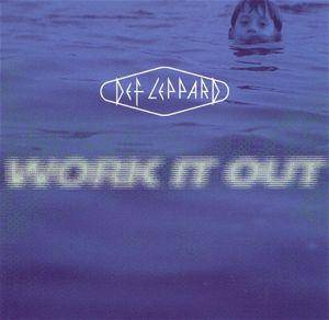 Def Leppard: Work It Out - Cover