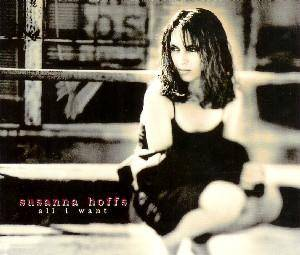 Cover - Susanna Hoffs: All I Want
