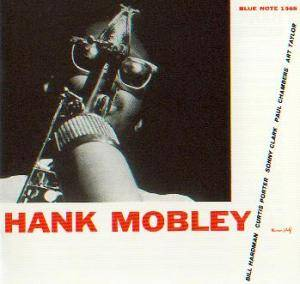 Cover - Hank Mobley: Hank Mobley