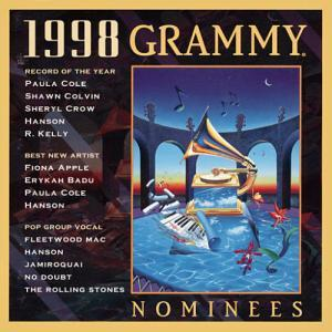 1998 Grammy Nominees - Cover