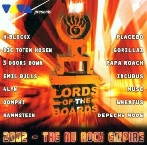 Lords Of The Boards 2002 - Cover