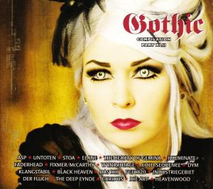 Gothic Compilation Part XLII - Cover