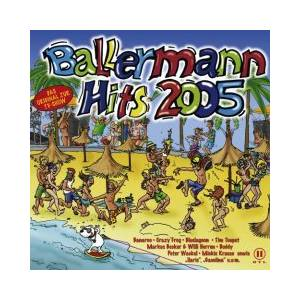 Cover - Crazy Frog: Ballermann Hits 2005