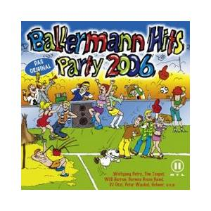 Cover - Monkey Circus: Ballermann Hits Party 2006