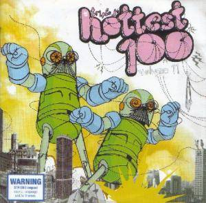 triple j's hottest 100 volume 11 - Cover
