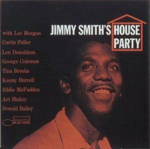 Cover - Jimmy Smith: House Party