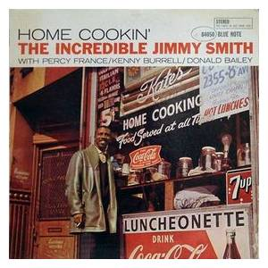 Cover - Jimmy Smith: Home Cookin'