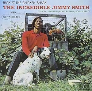 Cover - Jimmy Smith: Back At The Chicken Shack