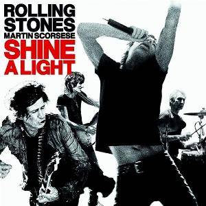 The Rolling Stones: Martin Scorsese - Shine A Light - Cover