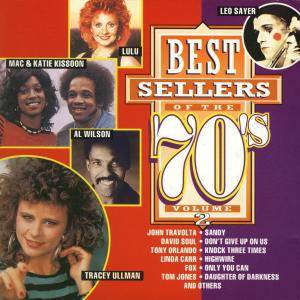 Best Sellers Of The 70's Vol. 2 - Cover