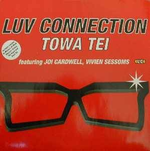 Cover - Towa Tei: Luv Connection