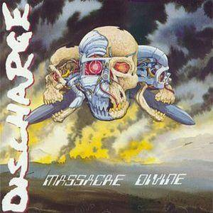 Cover - Discharge: Massacre Divine