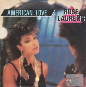 Rose Laurens: American Love - Cover