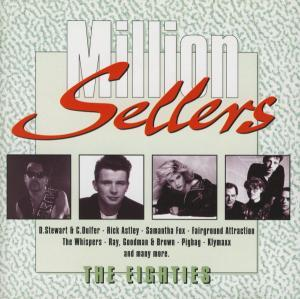 Million Sellers The Eighties - 5 - Cover