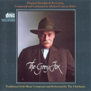 Michael Conway Baker, Chieftains, The: Grey Fox, The - Cover