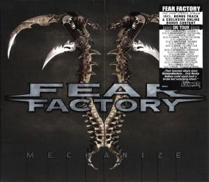 Fear Factory: Mechanize - Cover