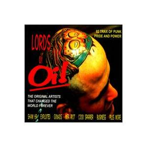 Lords Of Oi - Cover