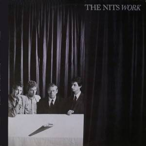 Nits: Work - Cover