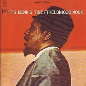 Thelonious Monk: It's Monk's Time - Cover