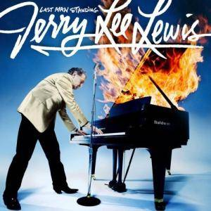 Jerry Lee Lewis: Last Man Standing - The Duets - Cover