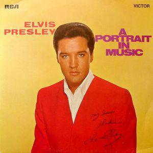Elvis Presley: A Portrait In Music (LP) - Bild 1