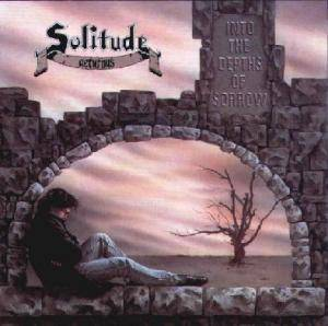 Solitude Aeturnus: Into The Depths Of Sorrow - Cover