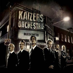 Cover - Kaizers Orchestra: Maskineri