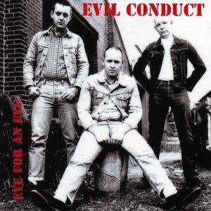 Cover - Evil Conduct: Eye For An Eye