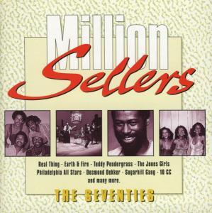 Million Sellers The Seventies - 8 - Cover
