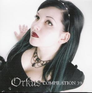 Orkus Compilation 39 - Cover