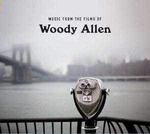 Music From The Films Of Woody Allen - Cover