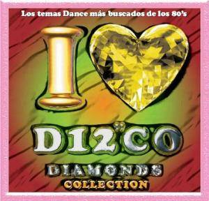 I Love Disco Diamonds Collection Vol. 49 - Cover