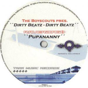 Cover - Raverdiago: Dirty Beatz / Pupananny