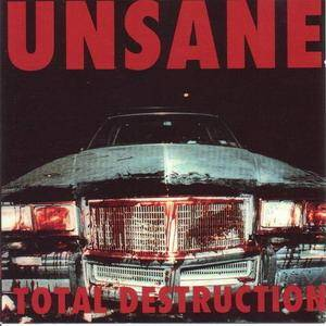 Unsane: Total Destruction - Cover