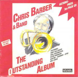 Cover - Chris Barber's Jazzband: Outstanding Album, The