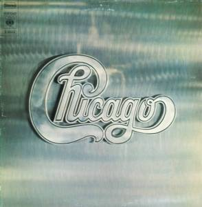 Chicago: Chicago - Cover