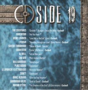 D Side 19 - Cover