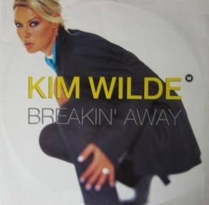 Kim Wilde: Breakin' Away - Cover